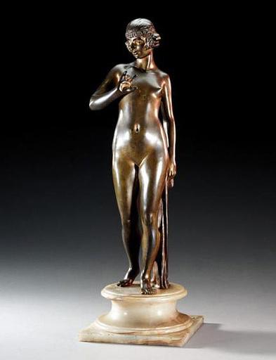 Joe DESCOMPS - Sculpture-Volume - CANDID (Female Nude)