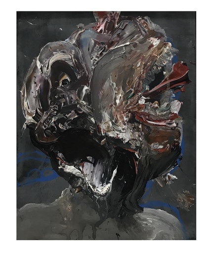 LI Yawei - Pittura - The Magic Hidden In The Portraits