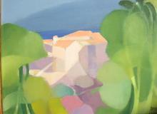 Freddy DEFOSSEZ - Painting - Lumière de Provence