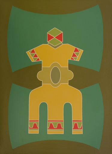Enrique Rodriguez GUZPENA - Painting - Tocala otra vez