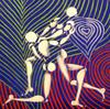 Jérôme MESNAGER - Painting - Dirty Dancing (Rèf 61)