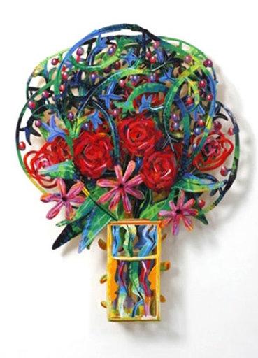 David GERSTEIN - Escultura - London Bouquet