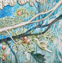 Emilie PICARD - Pintura - Pic et pêche