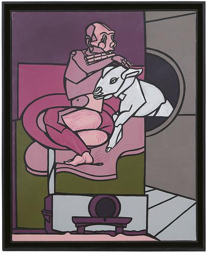 Valerio ADAMI - Peinture - studio