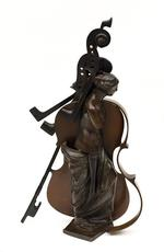 Fernandez ARMAN - Sculpture-Volume - MICHELANGELO