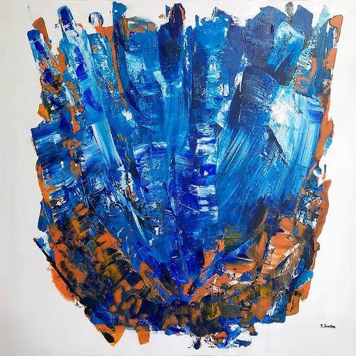 Patrick JOOSTEN - Peinture - Ultramarine