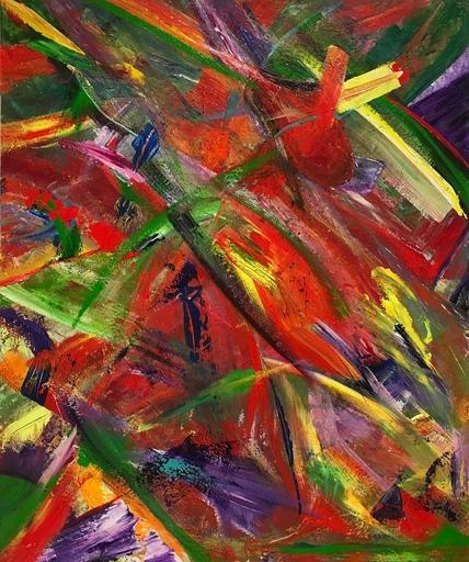 Ursula SCHREGEL - Peinture - Heartbreaker