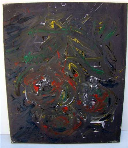 Manel PEDROL - Peinture - 14. ABSTRACTION