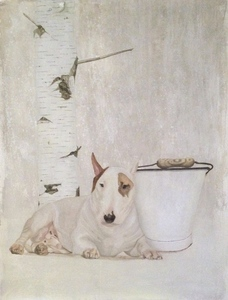 Claudine PICARD - Gemälde - Bouleau