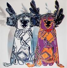 安迪·沃霍尔 - 版画 - Kachina Dolls (FS II.381)