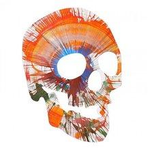 Damien HIRST (1965) - Skull spin