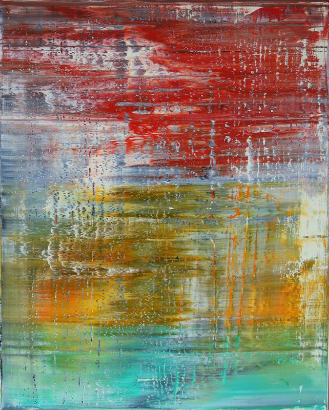Harry James MOODY - Painting - Untitled n°161