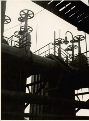 Albert RENGER-PATZSCH - Fotografia - Industrie, Zeche Scholven bei Buer