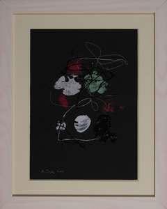 Achille PACE - Painting - Senza titolo