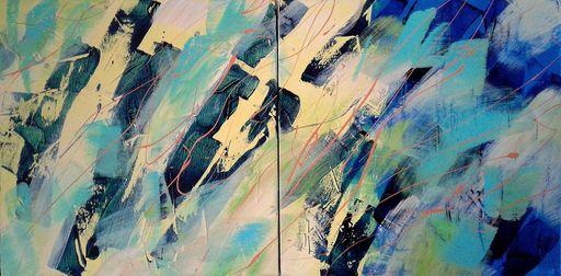 Marie Edmée SEGUIN - Painting - Nuit des Temps 31