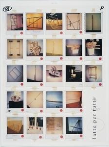 Georg HEROLD - Estampe-Multiple - Das Tafelwerk
