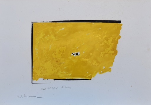 Mario SCHIFANO - Gemälde