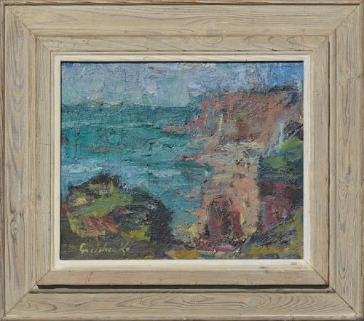 Alexis GRITCHENKO - Pittura - Seascape