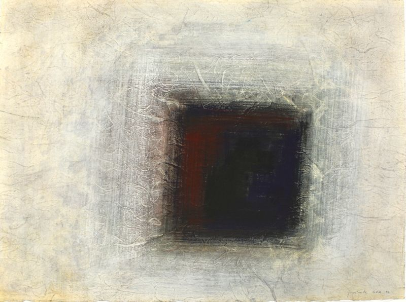 Lothar QUINTE - Pittura - Gong
