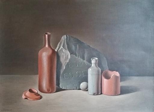 Sarandis KARAVOUSIS - Pintura - nature morte