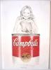 Mel RAMOS - Grabado - Campell's Suzy Soup
