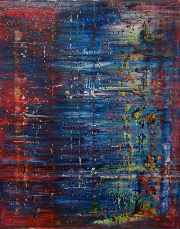 Harry James MOODY - Painting - Untitled n°339