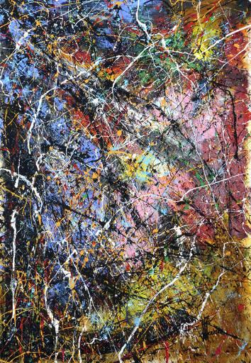 Jean-Jacques MARIE - Gemälde - Composition n°343