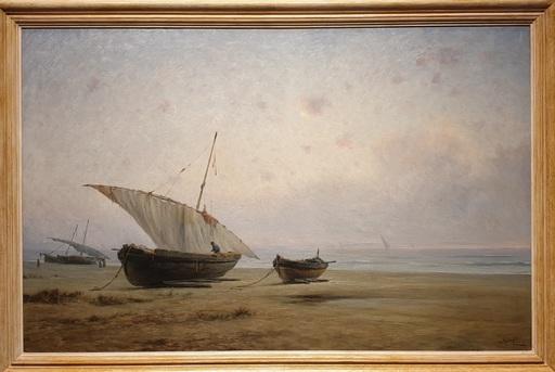 Modest URGELL Y INGLADA - Pintura - MARINA