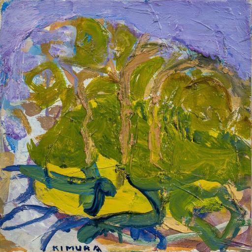 Chuta KIMURA - Pintura - Paysage