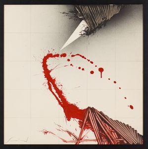 Emilio SCANAVINO - Peinture - Acrilico 15