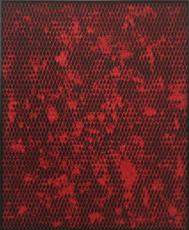 Clemens WOLF - Peinture - Expanded Metal Painting