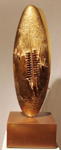 Arnaldo POMODORO - Sculpture-Volume - Scudo