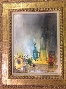 Jean JANSEM - Peinture - still life