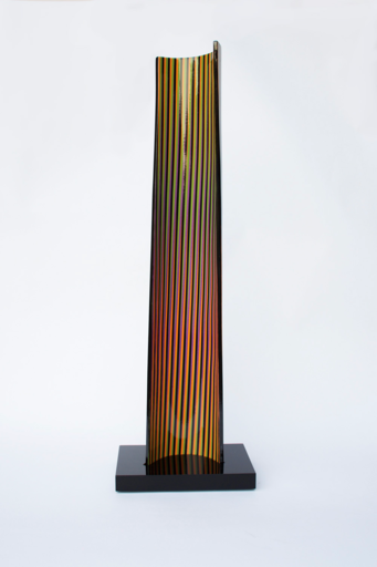 Carlos CRUZ-DIEZ - Sculpture-Volume - Cromovela 11 (Big)