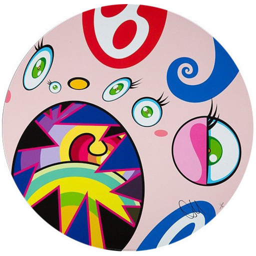 Takashi MURAKAMI - Estampe-Multiple - We are the Jocular Clan #3