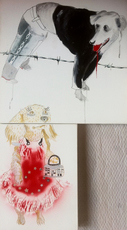 Milena JOVICEVIC - Painting - SUGAR FREE