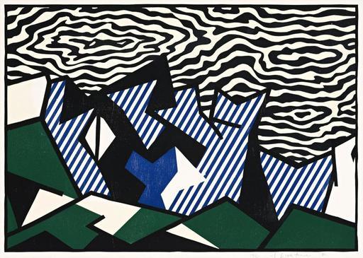 Roy LICHTENSTEIN - Print-Multiple - Morton a Mort