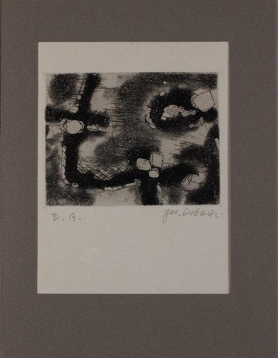 土橋醇 - 版画 - Senza titolo da 'Avanguardia internazionale', vol. 4