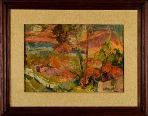 Eugeniusz EIBISCH - Gemälde - Landscape
