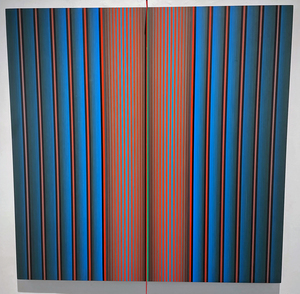 Dario PEREZ FLORES - Painting - Prochromatique n°1122