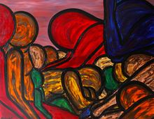 Francesco RUSPOLI - Pintura - A Revelation    (Cat N° 5387)