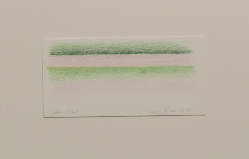 Marie-Thérèse VACOSSIN - Drawing-Watercolor - Plein soleil, 16 mai