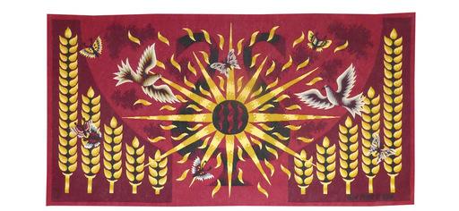 Jean PICART LE DOUX - Tapestry - les blés