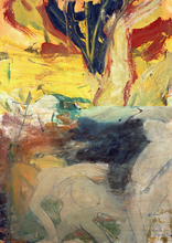 Willem DE KOONING - Peinture - Untitled (SOLD)