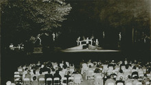 Otto UMBEHR - Fotografia - (open air theatre)