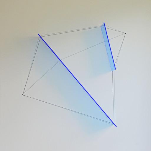 Jürgen WOLFF - Gemälde - Arbeit 15