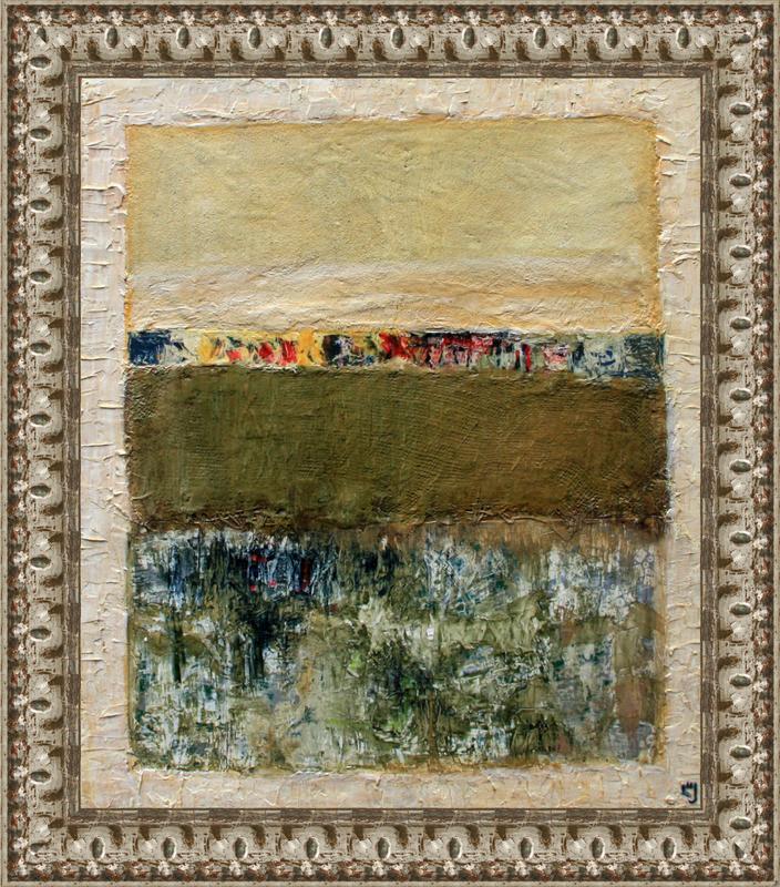 Levan URUSHADZE - Peinture - Faces # 1