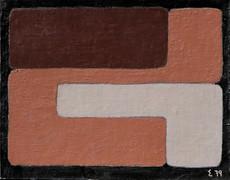 Elie BORGRAVE - Pintura - sans titre
