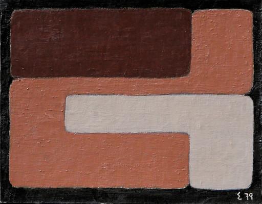Elie BORGRAVE - Gemälde - sans titre