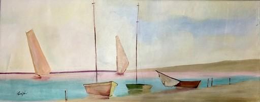 Juan ANDÚJAR - Pintura - Marina Serie
